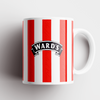 SHEFF UNITED CERAMIC MUG 1996 HOME