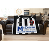 OFFICIAL SPITTAL ROVERS FLEECE BLANKET HOME 2020-2021
