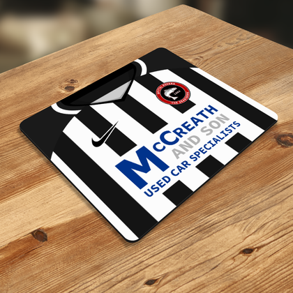 OFFICIAL SPITTAL ROVERS MOUSE MAT HOME 2020/2021