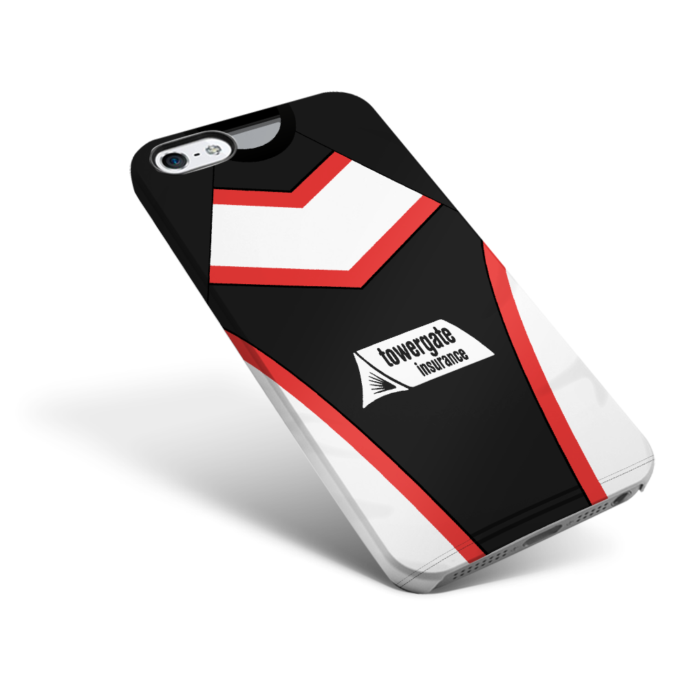 LONDON BRONCOS PHONE CASE