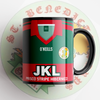 ST BENEDICTS HARPS OFFICIAL MAGIC MUG