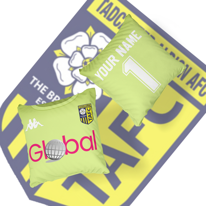 OFFICIAL TADCASTER ALBION CUSHION AWAY GK 2020/2021