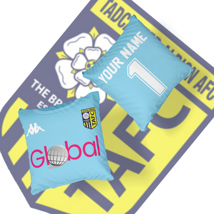 OFFICIAL TADCASTER ALBION CUSHION HOME GK 2020/2021