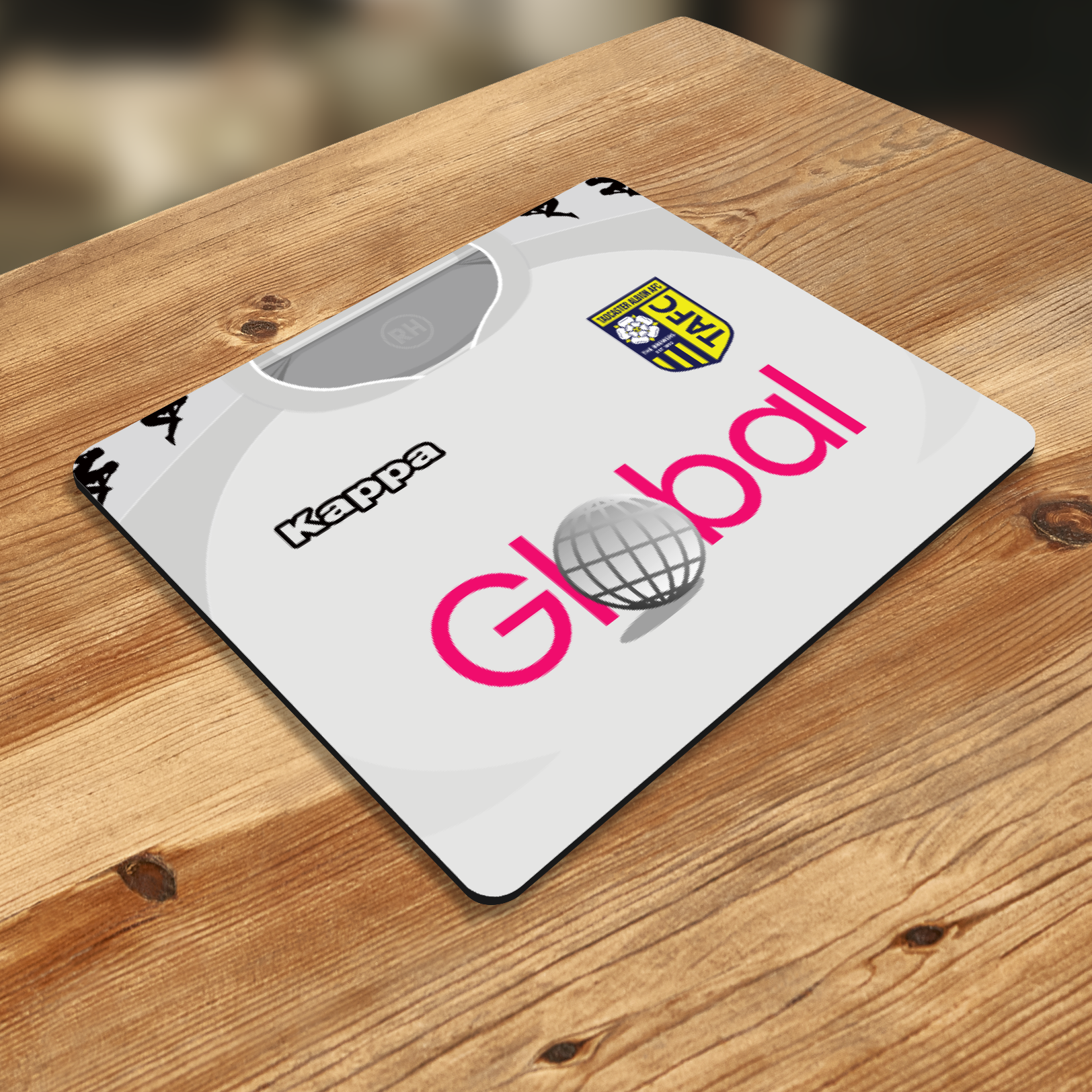 OFFICIAL TADCASTER ALBION MOUSE MAT AWAY 2020/2021
