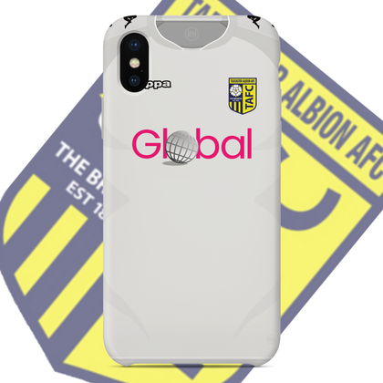 OFFICIAL TADCASTER ALBION PHONE CASE AWAY 2020-2021