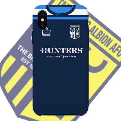 TADCASTER ALBION OFFICIAL PHONE CASE AWAY
