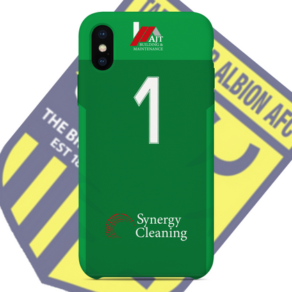 TADCASTER ALBION OFFICIAL PHONE CASE HOME GK - TheRetroHut