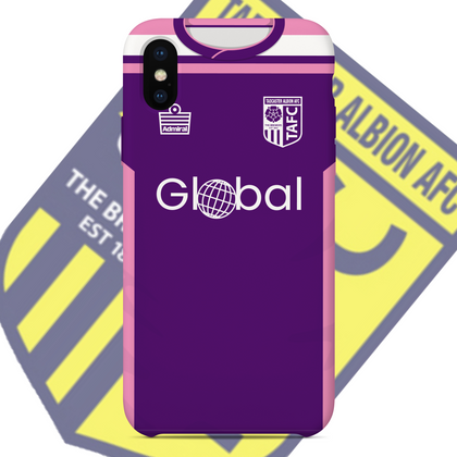 TADCASTER ALBION OFFICIAL PHONE CASE AWAY GK - TheRetroHut