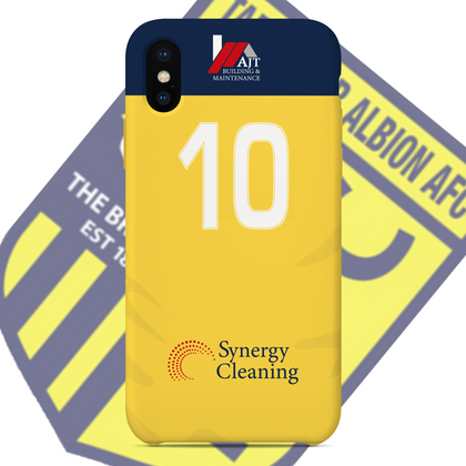 TADCASTER ALBION OFFICIAL PHONE CASE HOME - TheRetroHut