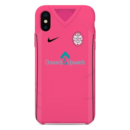 LS27 FC Phone Case Pink - Onwards & Upwards Sponsor - TheRetroHut