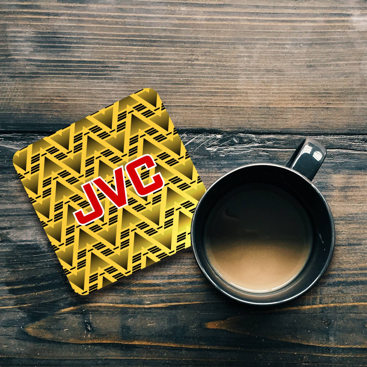 ARSENAL INSPIRED COASTER 1991 AWAY