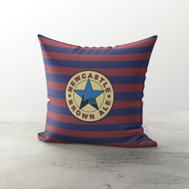 NEWCASTLE CUSHION 1996 AWAY - TheRetroHut