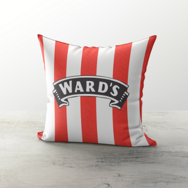 SHEFF UTD CUSHION 1996 HOME - TheRetroHut
