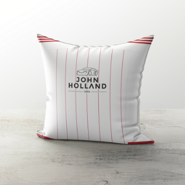 Sheffield United 2015 Home Cushion - TheRetroHut