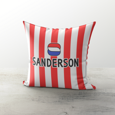 Southampton 1995 Home Cushion - TheRetroHut