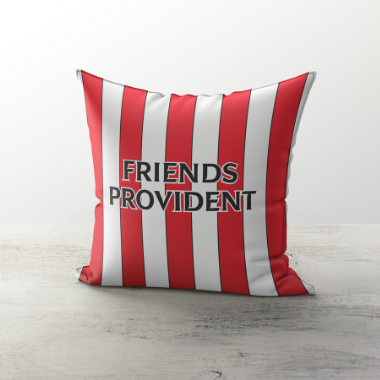 Southampton 2001 Home Cushion - TheRetroHut