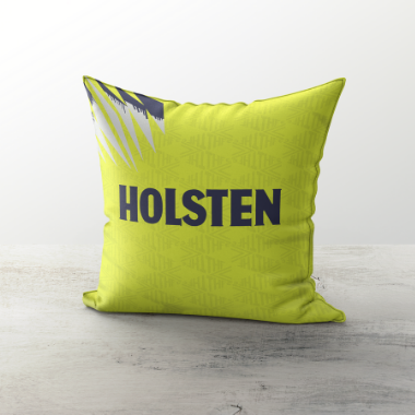Tottenham Hotspur 1992 Away Cushion - TheRetroHut