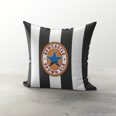 NEWCASTLE CUSHION 1996 HOME - TheRetroHut