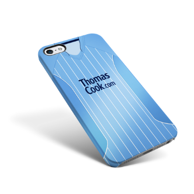 MANCHESTER BLUE PHONE CASE 2007 HOME - TheRetroHut