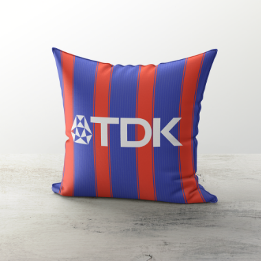 Crystal Palace 1996 Home Cushion - TheRetroHut