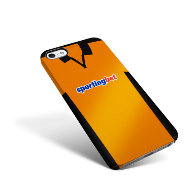 WOLVES PHONE CASE 2010 HOME