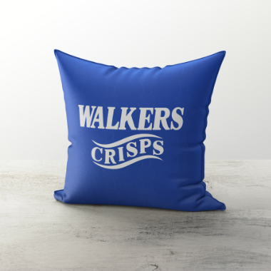 Leicester City 1994 Home Cushion - TheRetroHut