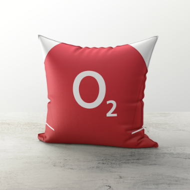 ARSENAL INSPIRED CUSHION 2003 HOME - TheRetroHut