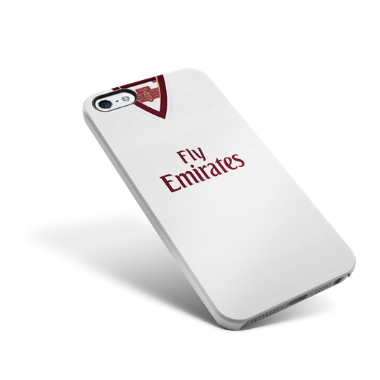 ARSENAL INSPIRED PHONE CASE 2007 AWAY - TheRetroHut