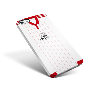 SHEFF UNITED PHONE CASE 2015 HOME - TheRetroHut