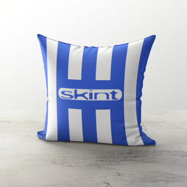 Brighton & Hove Albion 1999 Home Cushion - TheRetroHut