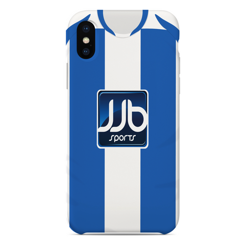 WIGAN ATHLETIC 2008 HOME KIT RETRO PHONE CASE - TheRetroHut