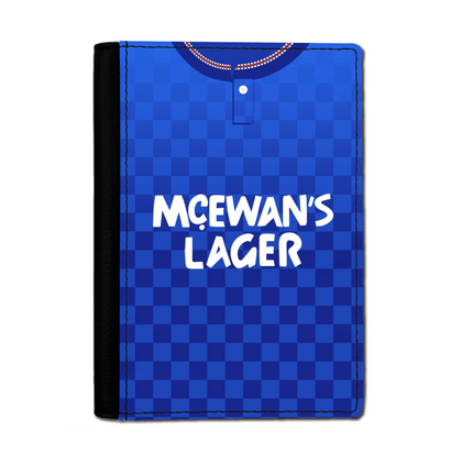 RANGERS PASSPORT HOLDER 1987 HOME - TheRetroHut