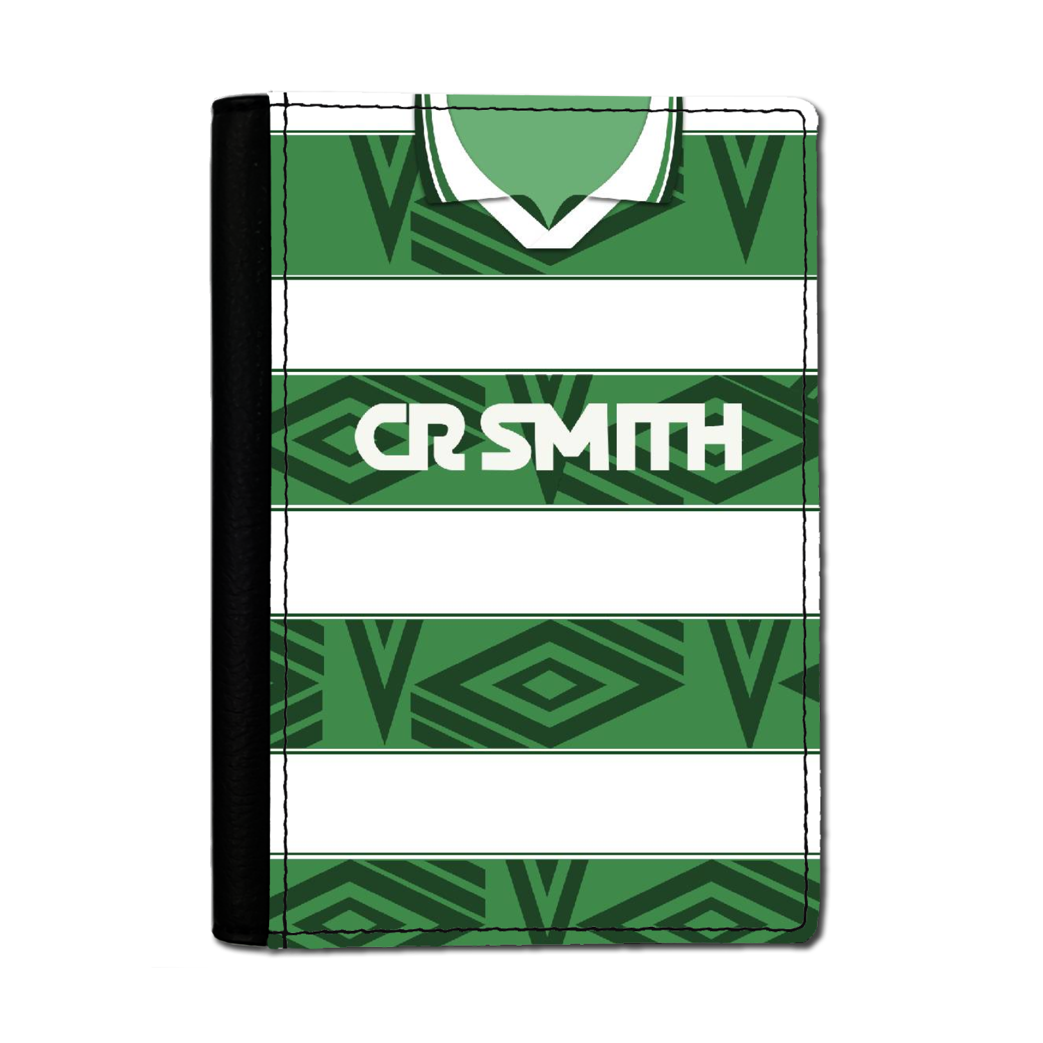 CELTIC INSPIRED PASSPORT HOLDER 1993 HOME