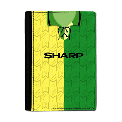 MAN UNITED PASSPORT HOLDER 1992 AWAY - TheRetroHut