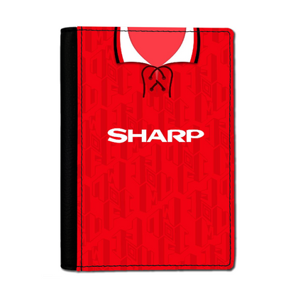MAN UNITED PASSPORT HOLDER 1992 HOME - TheRetroHut