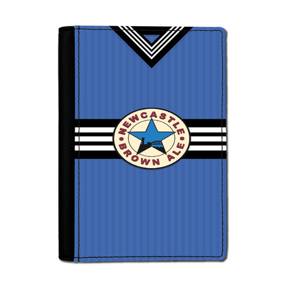 NEWCASTLE PASSPORT HOLDER 1997 AWAY - TheRetroHut