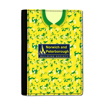 NORWICH PASSPORT HOLDER 1992 HOME - TheRetroHut