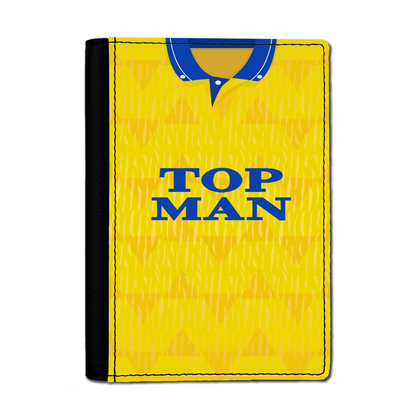 LEEDS PASSPORT HOLDER 1989 AWAY - TheRetroHut