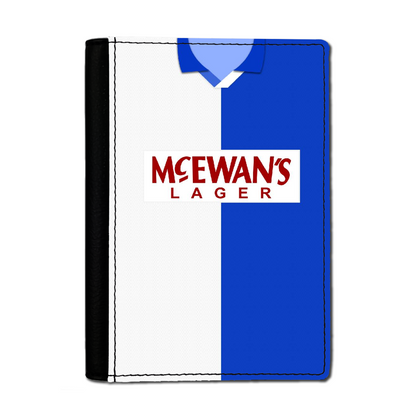 BLACKBURN INSPIRED PASSPORT HOLDER 1995 HOME - TheRetroHut