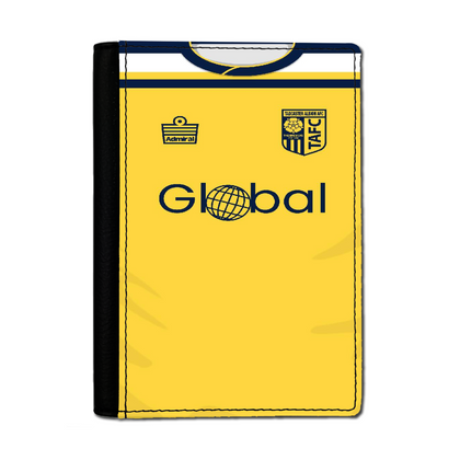 TADCASTER ALBION OFFICIAL PASSPORT HOLDER 2019/2020 HOME - TheRetroHut