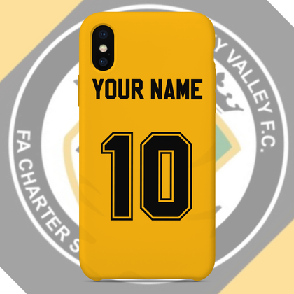 MERSEY VALLEY FC OFFICIAL PHONE CASE NO TEXT - TheRetroHut
