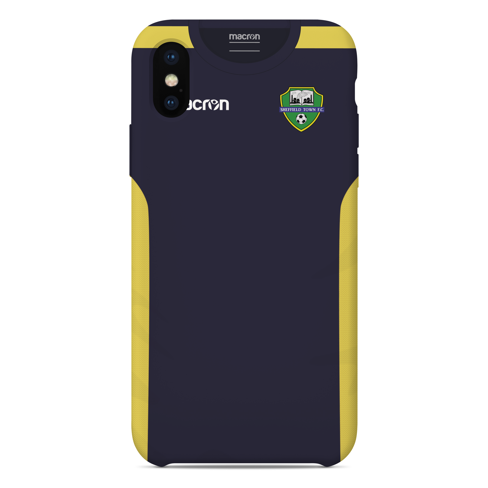 SHEFFIELD TOWN OFFICAL PHONE CASE AWAY