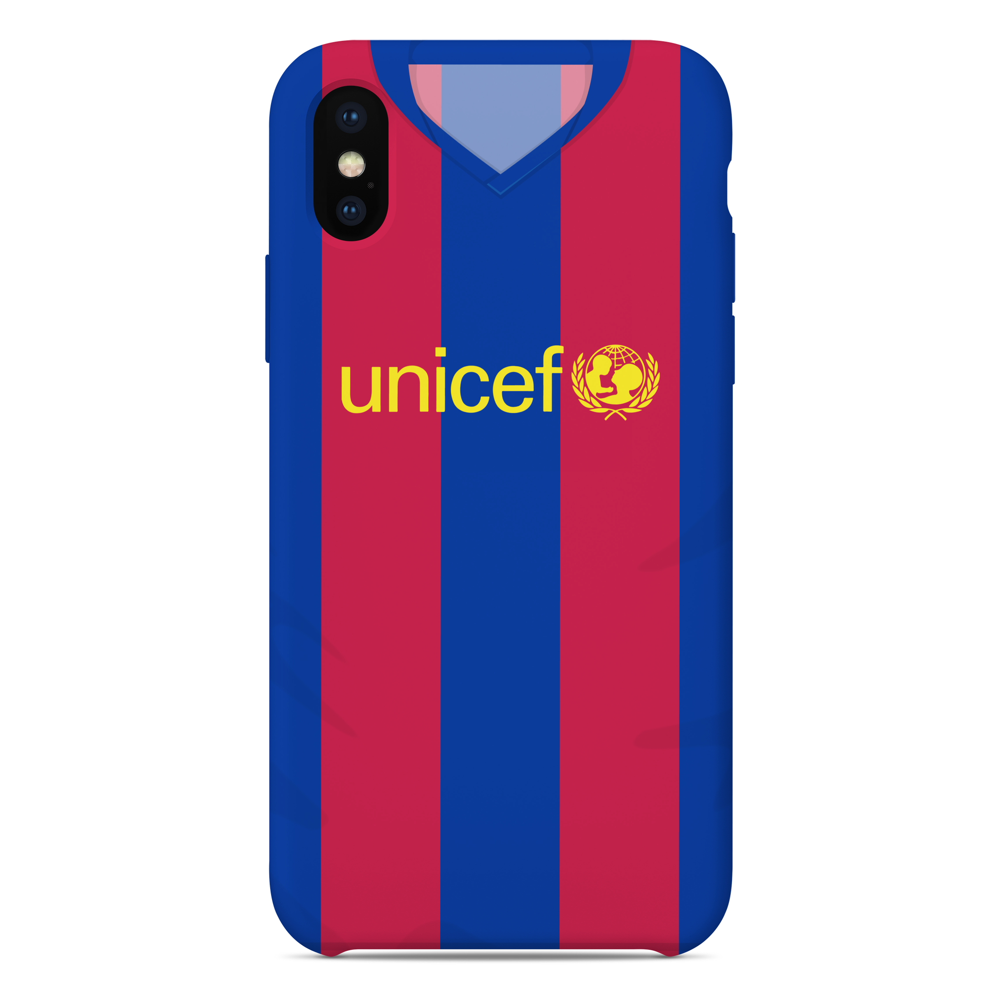BARCA INSPIRED PHONE CASE 2008 HOME