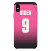 LS27 FC Phone Case Black/Pink - Back