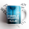 OFFICIAL RIBBLE WELDTITE CERAMIC MUG