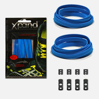 Xpand Flat Laces - No Tie Laces - Assorted Colours