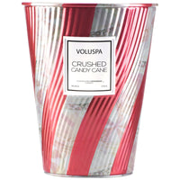 Voluspa Giant Icecream Candle - Crushed Candy Cane