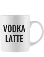 Vodka Latte Mug 20 oz.