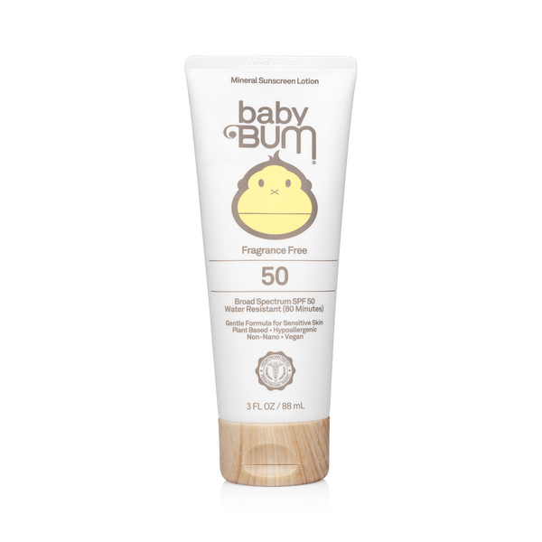 Sun Bum Baby Bum SPF 50 Sunscreen