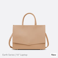 Pixie Mood Caitlin Large Tote - Sand